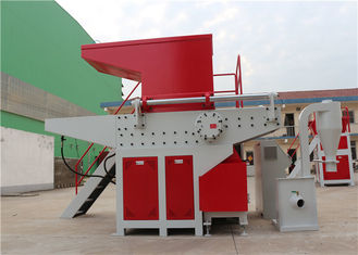 Full Automatic Industrial Sized Shredder, Large Scale Garbage Shredder Machine